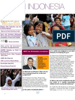 UN in Indonesia Newsletter March 2013 ENG