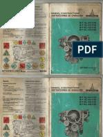 Manuel d'instructions/Manual de Operador Deutz BF 6,8,10 y 12L 413 FW