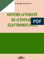 Sisteme Automate de Actionare Electromecanica