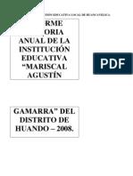 Informe de gestión Anual 2011
