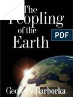 The Peopling of the Earth - Barborka