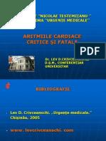 aritmiile cardiace