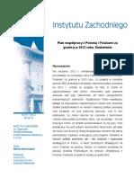 """Michał Nowosielski - """"Plan współpracy z Polonią i Polakami za granicą w 2013 roku. Omówienie"""""""