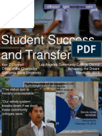 Student Success and Transfer