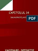 CAPITOLUL 14 imunoprofilaxia