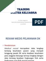 Training Dk