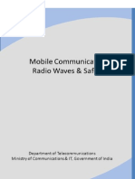 Mobile Communication-Radio Waves and Safety 3 Oct 12 Final