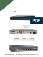 Como conectar y configuracion basica de Equipos CISCO