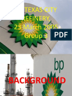 Slide Bp Texas City Refinery