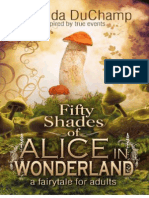 Fifty Shades of Alice in Wonderland - Melinda Duchamp
