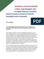 Vaticano, revolución y contrarrevolución en América Latina