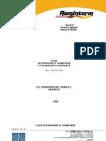 Plan Prev. Si Combatere Poluari Accidentale -Rev.5 Din MAI 2009