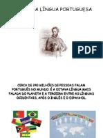 introdução história da língua