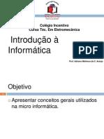 Apresentacao - Introducao Informatica (1)
