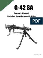 MG-42 SA