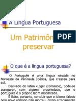 Lingua Portuguesa HISTORIA