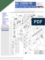 Replacement Parts for 3M Elite Random Orbital Sander 3 Inch 28505 Parts