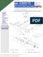 Replacement Parts for 3M Pneumatic File Belt Sander 28367 Parts