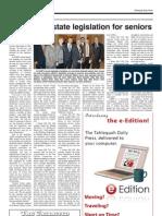 AARP Legislative Day Tahelquah Print