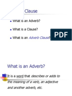 ADVERB CLAUSE.ppt