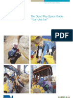 Good Play Space Guide 2011