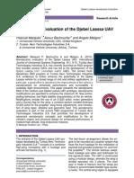 Aerodynamic Evaluation of the Djebel Laassa UAV
