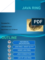 Java-ring