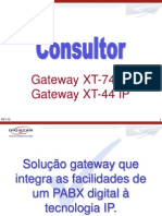 Consultor Linha VoIP