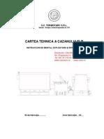 Carte Tehnica Arzator Rumegus Fi r