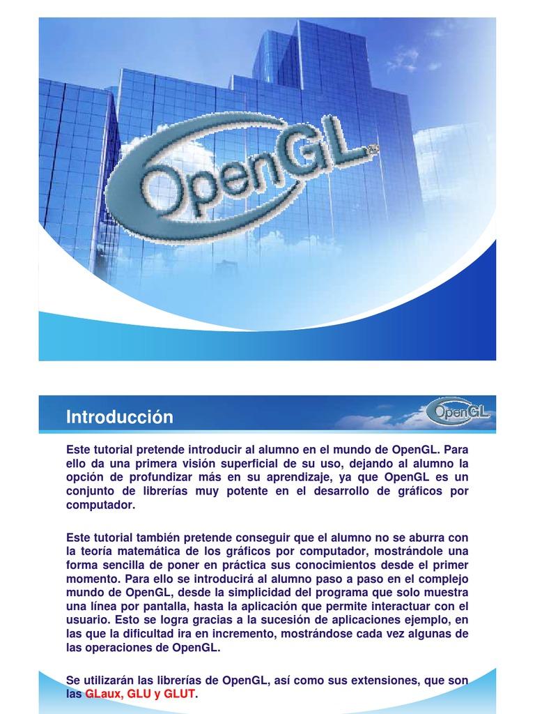 III Opengl