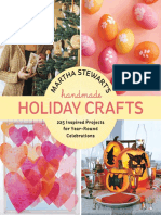 Marbleized Eggs From Martha Stewart's Handmade Holiday Crafts