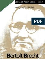Brecht, Bertolt - Antologia Poetica