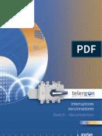 Catalogo Seccionadores ESP-InG