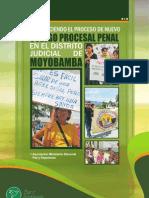 El Nuevo Código Procesal Penal en San Martín