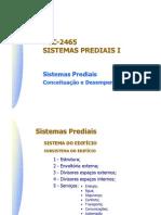 USP-Poli-Civil-PCC2465 - Sistemas prediais - Conceituação e desempenho