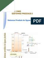 USP-Poli-Civil-PCC2465 - Sistemas prediais de Águas Pluviais