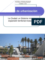 El proceso de urbanización.ppt