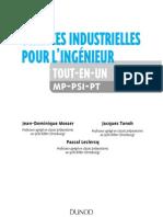 Sciences industrielles pour l'ingennieur, tout-en-un