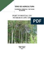 Anuario Peru Forestal 2011