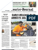 Early-release plan arrests jail profits