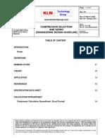 Engineering Design Guidelines - Compressors Rev02 Klm Technology Group
