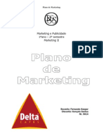 Plano Marketing Delta