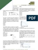 TD014FIS12 AFA EFOMM Lancamento Horizontal Obliquo