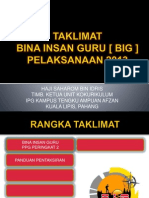 1.0 Taklimat Big Fasa 2 & Fasa 3