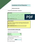 Excel Fin - ROJAS-1 C 11