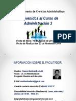 Curso virtual encuadre Administración 3