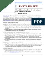 Evaluation Results_Washington's 911 Good Samaritan Law