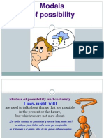 modals of possibility.ppt