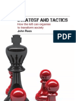 Strategy and Tactics Leftist Organizing