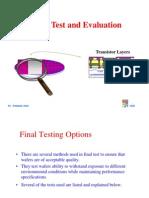 IA IC Testing